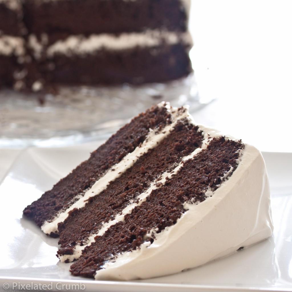 Basic Chocolate Cake Recipe Cm