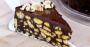 torta al cioccolato di biscotti senza cottura