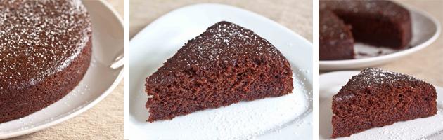 Torta al cioccolato - ricetta base