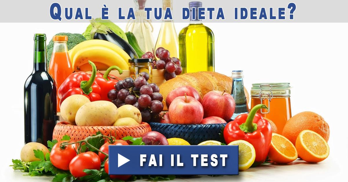 La tua dieta ideale?